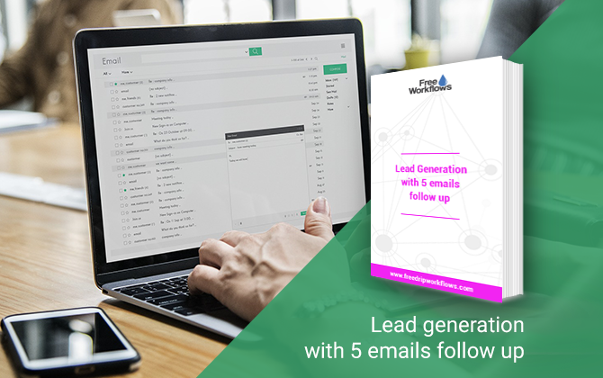Lead-generation-with-5-emails-follow-up